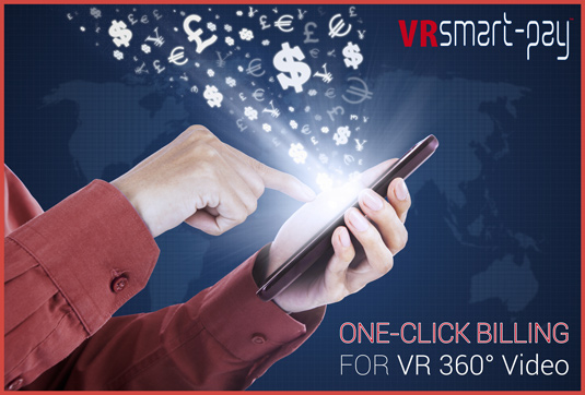 VR Smart-Pay | One-Click Billing Poster Image